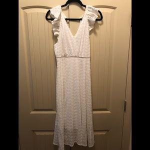 Carolina Eyelet Dress